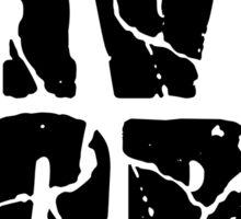 Crossfit - Live Sore Sticker
