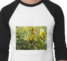 Flight of the honey bee Men's Baseball ¾ T-Shirt
