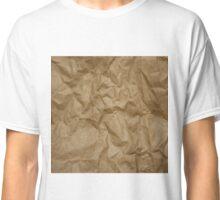 BROWN PAPER Classic T-Shirt