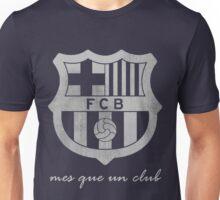 Mes Que Un Club Unisex T-Shirt