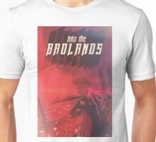 Into The Badlands, red. Unisex T-Shirt