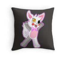Mangle Chibi Throw Pillow
