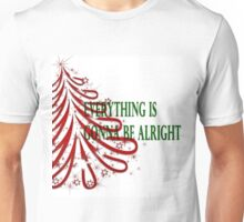 Alright Ribbon Unisex T-Shirt