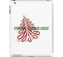 Alright Ribbon iPad Case/Skin