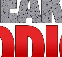 Sneaker Addict - Speckled 2 Sticker