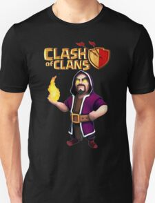 clash of clans wizard T-Shirt