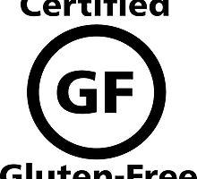 Certified Gluten Free by kokymon