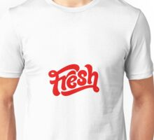 Fresh Red Unisex T-Shirt