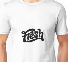 Fresh Black Unisex T-Shirt