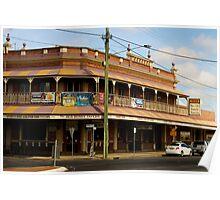 Old Bundy Tavern  Poster