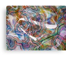 Cosmic Energies 2 enhanced Canvas Print