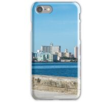 Fishing in Cuba iPhone Case/Skin