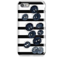 Soot Sprites Design iPhone Case/Skin