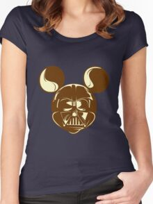 Mickey Vader Women's Fitted Scoop T-Shirt