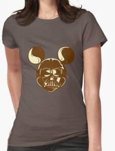 Mickey Vader Womens Fitted T-Shirt