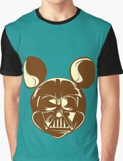 Mickey Vader Graphic T-Shirt