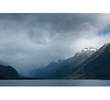 Snow-capped Photographic Print
