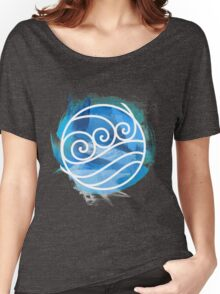 Water Tribe Women's Relaxed Fit T-Shirt