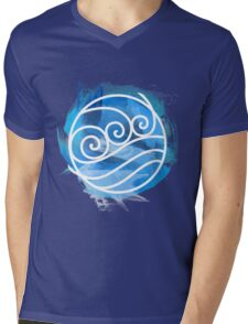 Water Tribe Mens V-Neck T-Shirt
