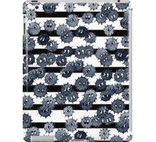 Soot Sprites with Stripes iPad Case/Skin
