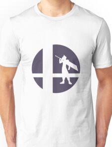 Cloud - Super Smash Bros. Unisex T-Shirt