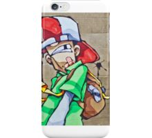 The scribbler by Cheo iPhone Case/Skin