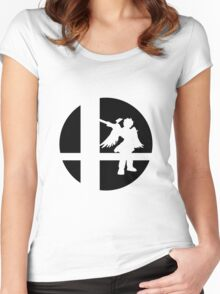 Dark Pit - Super Smash Bros. Women's Fitted Scoop T-Shirt