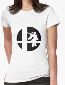 Dark Pit - Super Smash Bros. Womens Fitted T-Shirt