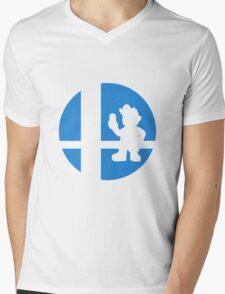 Dr. Mario - Super Smash Bros. Mens V-Neck T-Shirt