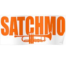 Louis Armstrong - Satchmo Poster