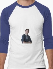 Ethan Parr I Men's Baseball ¾ T-Shirt