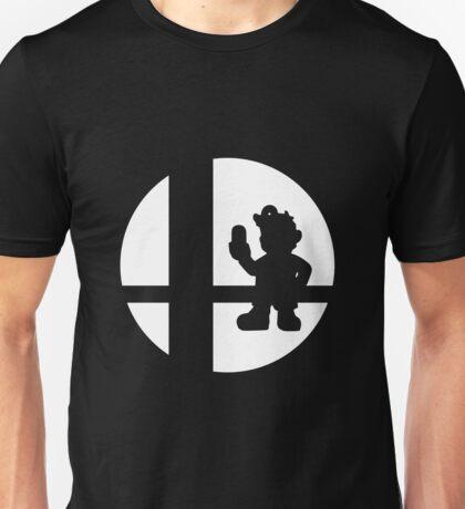 Dr. Mario - Super Smash Bros. Unisex T-Shirt