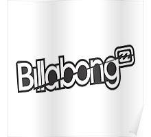 BillaBong Poster