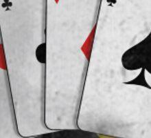 Aces Wild Sticker