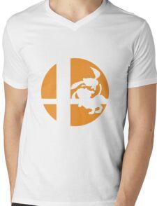 Duck Hunt - Super Smash Bros. Mens V-Neck T-Shirt