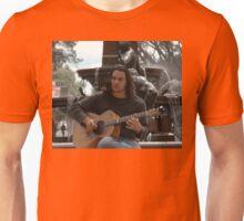 Guitarist, Hyde Park, Sydney, Australia 2011 Unisex T-Shirt