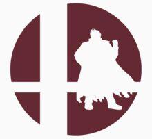 Ganondorf - Super Smash Bros. by WillOrcas