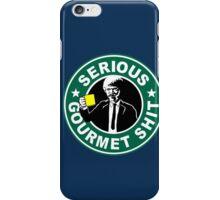 Starbucks Pulp Fiction iPhone Case/Skin