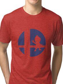 Lucas - Super Smash Bros. Tri-blend T-Shirt