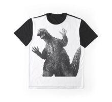 Sarcastic Godzilla Graphic T-Shirt