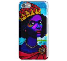 Queen Nizinga iPhone Case/Skin