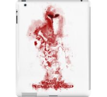 The Empire Never Ended - II iPad Case/Skin
