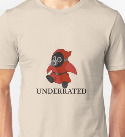 Underrated Unisex T-Shirt