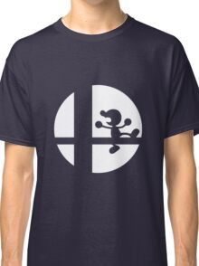 Mr. Game and Watch - Super Smash Bros. Classic T-Shirt
