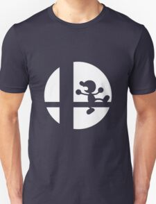Mr. Game and Watch - Super Smash Bros. Unisex T-Shirt