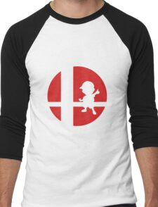 Ness - Super Smash Bros. Men's Baseball ¾ T-Shirt