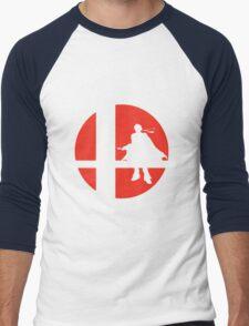 Roy - Super Smash Bros. Men's Baseball ¾ T-Shirt