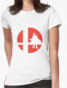 Roy - Super Smash Bros. Womens Fitted T-Shirt