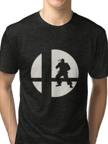 Ryu - Super Smash Bros. Tri-blend T-Shirt