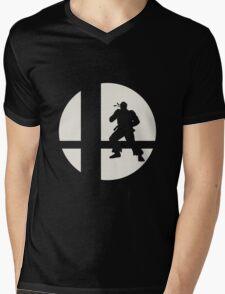 Ryu - Super Smash Bros. Mens V-Neck T-Shirt